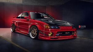 Toyota Corolla AE110/111 by Shahin Project by tuninger