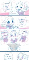 Gnk doodle comic by airbax