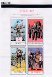 Tarot cards for Esquire magazine. by chubbychee