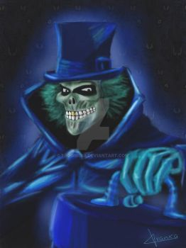 The Hatbox Ghost by Progirl88