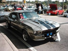 Mustang GT500 by Rockman1582