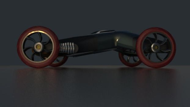 nother hot wheels by mikelyden
