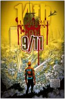 9/11 Poster 14th Anniversary by childlogiclabs