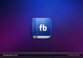 Facebook Icon by Jean31