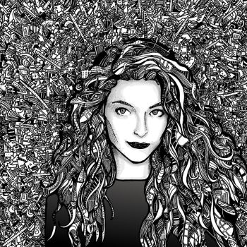 Lorde by grthink