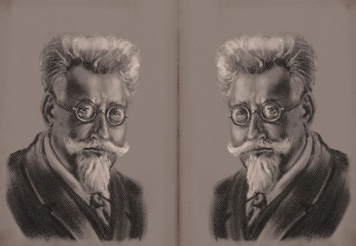 Rudolf Rocker by Maxiator