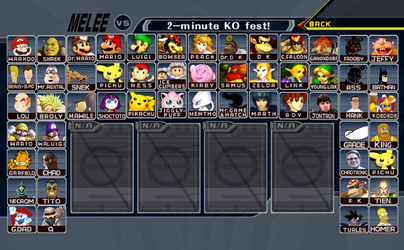 How I would make Melee Better by terrafinrules