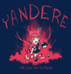 Yandere by savagesparrow