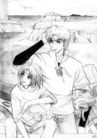 Ogami Brothers by ViCoDe