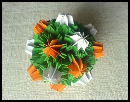 Kusudama 3 by lonely--soldier