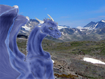 saphira by pickledshoe