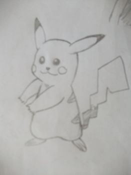 Pikachu by The-Misfit-ers