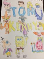 Tom Kenny Tribute by Simpsonsfanatic33