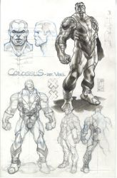COLOSSUS REDESIGN by simonebianchi