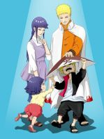 naruhina family...... by ilhamajah