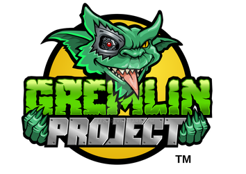 Gremlin Project Logo by FF2D