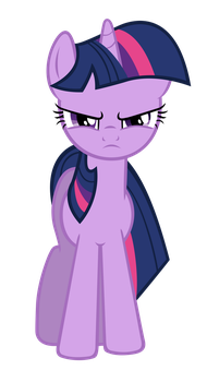 Twilight Sparkle intro by Kired25