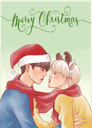 Merry Christmas! by nymphvt