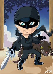 Dread Pirate Roberts Westley by kevinbolk