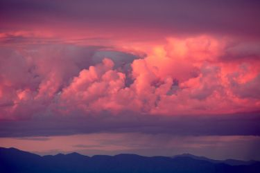 Pink Clouds by gabe2252