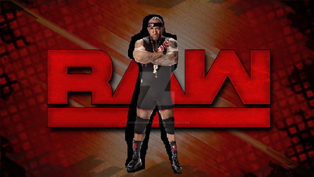 MVP has been drafted to Raw by FreddyNightmare89