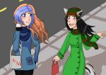 BA meeting and greeting: shopping by khfanT