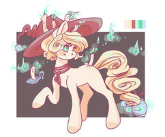 Light Keeper - Adoptable Pony Auction CLOSED by Corelle-Vairel