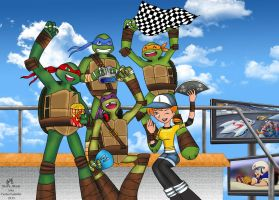 Happy Memories at the Grand Prix by TurboTails06