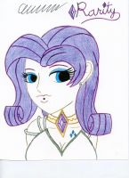 Humanized Rarity by The1King