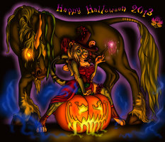 .Halloween 2013. by CopyCat87