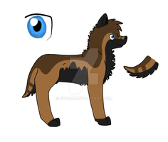 Jacob (Dawnwolf) Reference by 5iveAM
