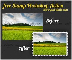 Free Stamp Maker by PsdDude