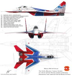 The Swifts Russian Demo Team by rOEN911