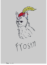 Frostyy by Thunderlord27