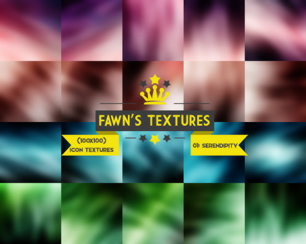 Icon Texture Pack #1: Serendipity by fawngeneva