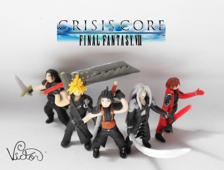 Crisis Core -Final Fantasy VII by VictorCustomizer