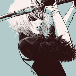 2B by CainAndrew
