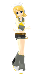 [ MMD ] GIYO Rin Download by pdiddy200