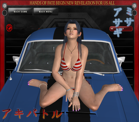 Shara's Endzone Shelby GT500 Mustang by SSPD077 by SSPD077