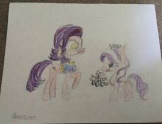 DT Hypnotizing her Mother to be Nicer by RavenLilly2004