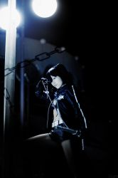 Black Rock Shooter - 1 by ImMuze