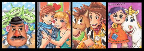 Toy Story Set by Aiko-Mustang