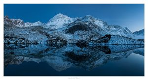 Giglachsee at Night by AndreasResch