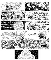 Splatoon Posts Dump 2 by TheRealNeolize