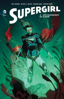SUPERGIRL Tome 3 by DCTrad