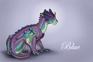 [WOF] Juvi Blue by Toxic-Flow