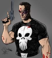 Punisher by Plugin848y