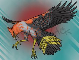 Realistic Talonflame