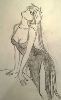 Sheryl Andersn (Testament's daughter) by Paut-Tina