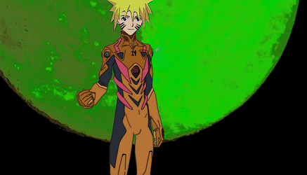 14th Child Naruto by imyouknowwho